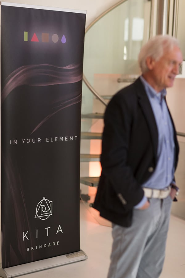 Generic roller banner graphic designed by Paul Cartwright Branding