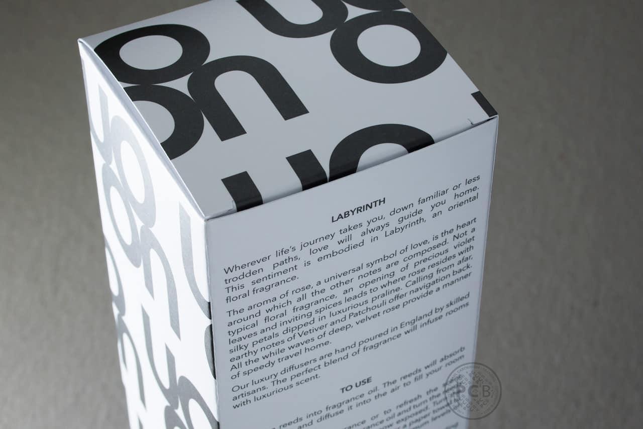 Urban Olfactory Fragranced Candle Range Packaging Graphics Paul Cartwright Branding
